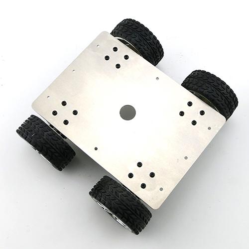 khung-xe-robot-kim-loai-4-banh